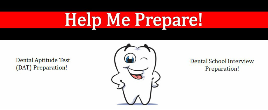 Dental School DAT and Interview Preparation - Home